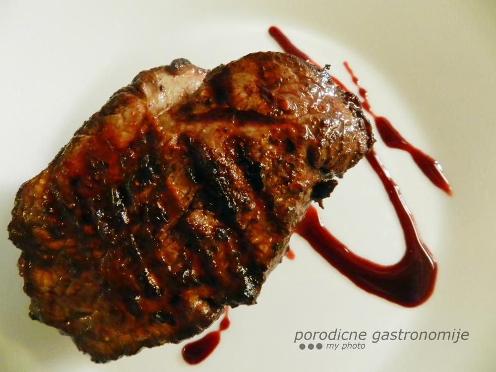 biftek u sosu od porta