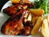 Pileća krilca iz marinade od narandže i đumbira
