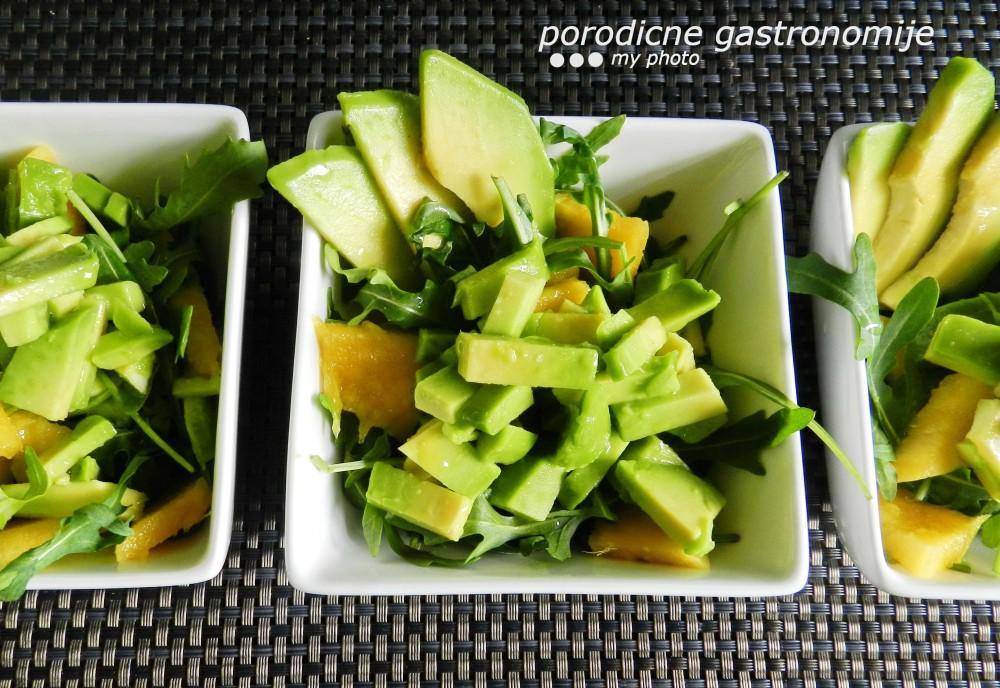salata od manga i avokada 2