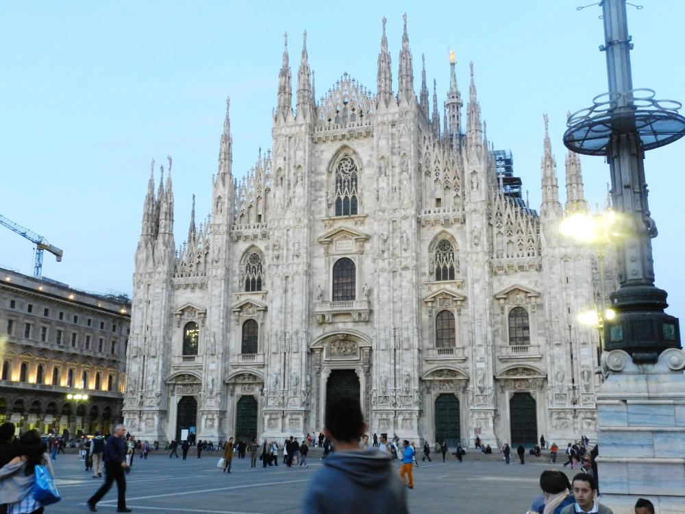 Milano, Duomo, Foto: Porodične gastronomije