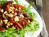 Marokanska salata sa pečenom šargarepom i leblebijama