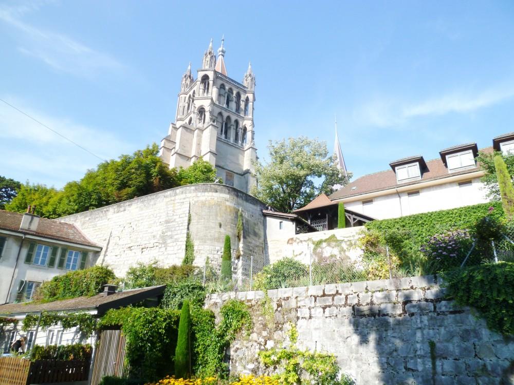 Lausanne, Foto: Martin Gonzales