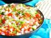 Letnja salata sa pečenim kukuruzom