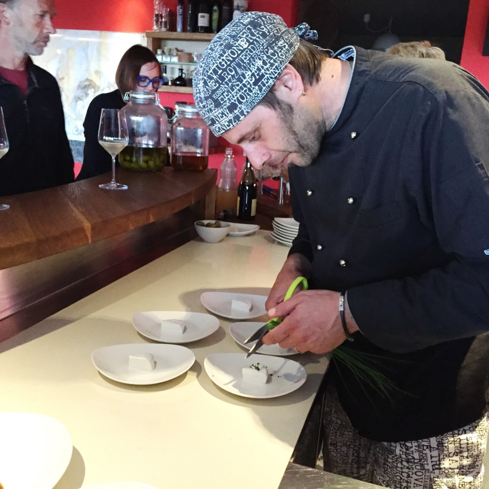 Uroš Klinec, foto: Porodične gastronomije