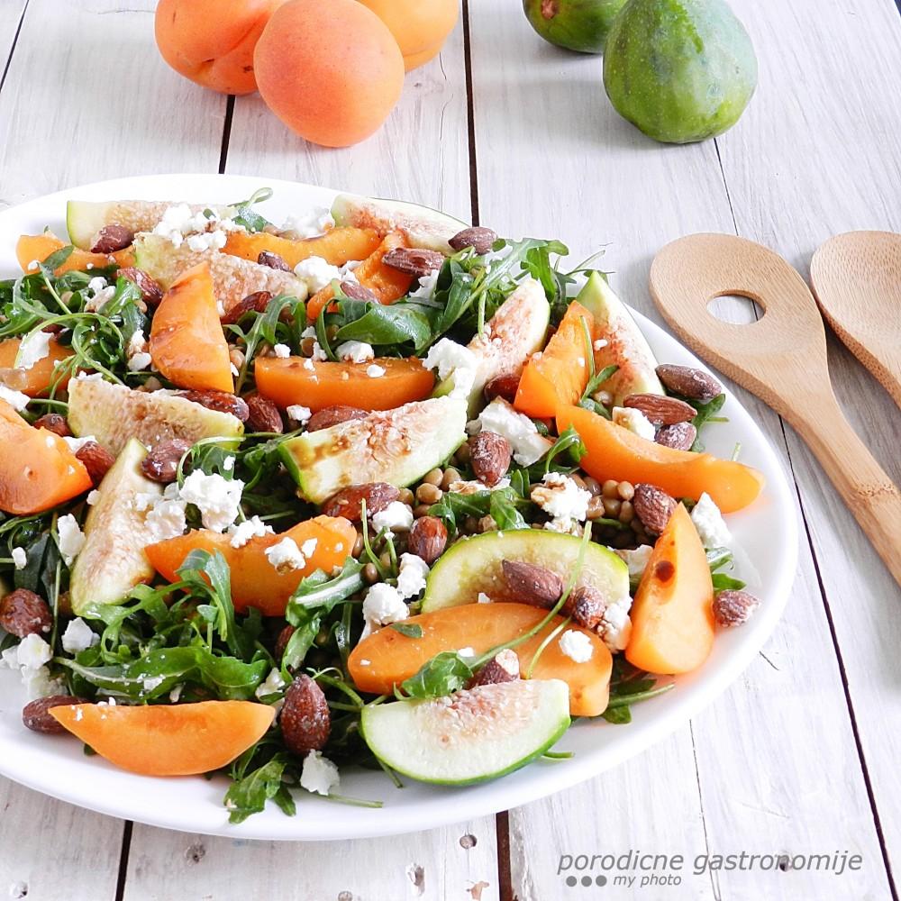 salata od sociva sa kajsijama1 sa wm