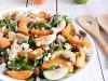 Salata od sočiva sa kajsijama