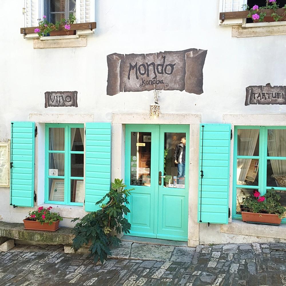 Konoba Mondo, Motovun, foto: Porodične gastronomije