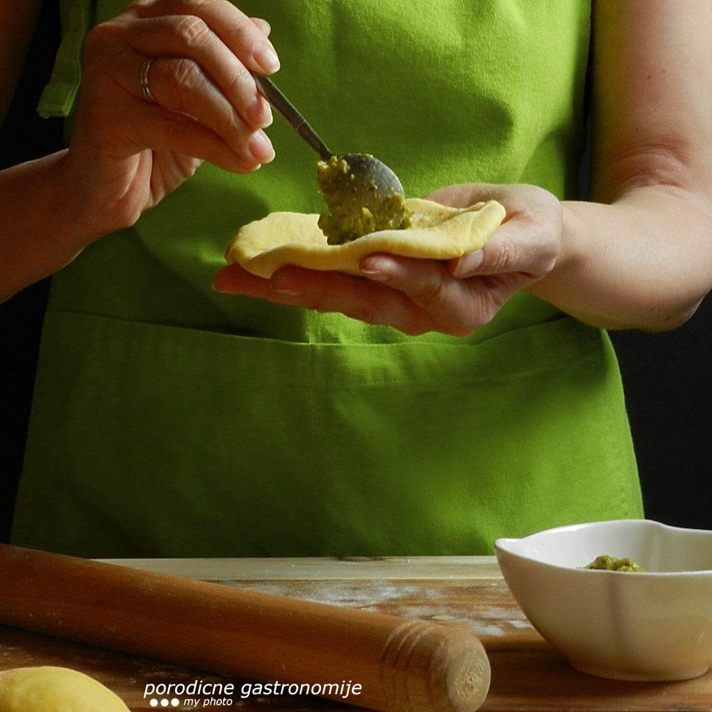 pecivo sa šafranom - priprema 6